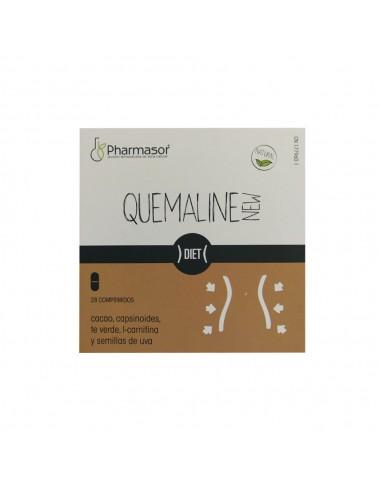 QUEMALINE NEW  PHARMASOR 28 COMPRIMIDOS
