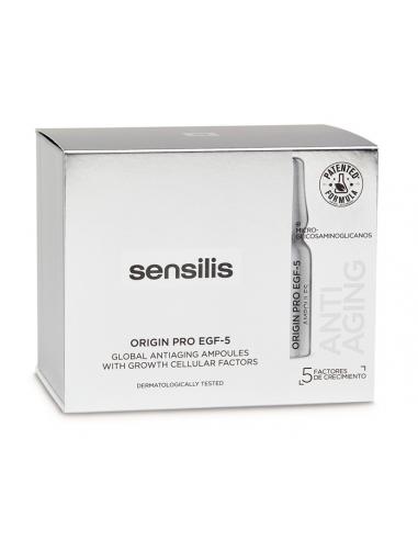 SENSILIS ORIGIN PRO EGF-5 AMPOLLAS...