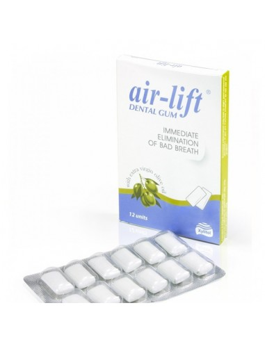 AIRLIFT BUEN ALIENTO CHICLE DENTAL 10...
